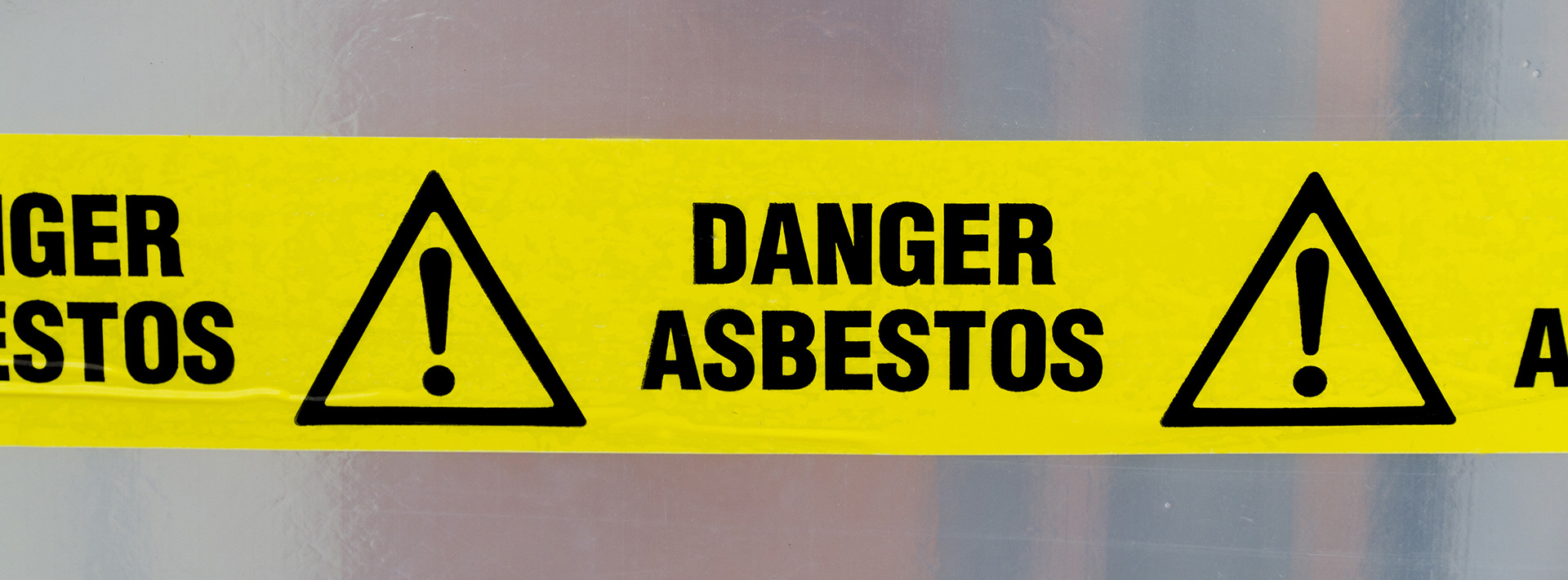 Does your property contain asbestos?
