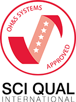 SCI QUAL International OHS Systems Approved